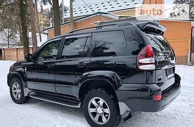 Toyota Land Cruiser Prado D4D-exclusive 2008