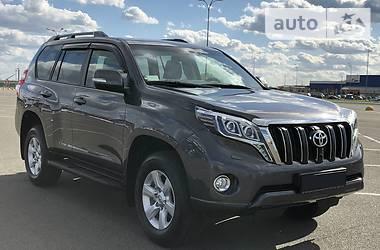 Toyota Land Cruiser Prado Official