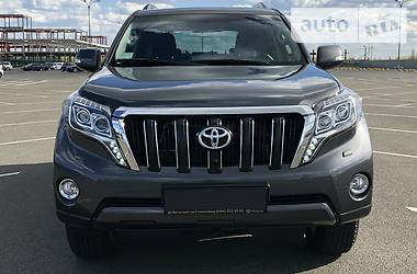 Toyota Land Cruiser Prado 2017 в Киеве