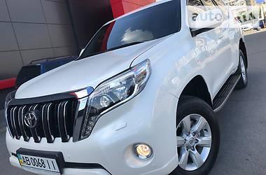 Toyota Land Cruiser Prado 2016 в Виннице
