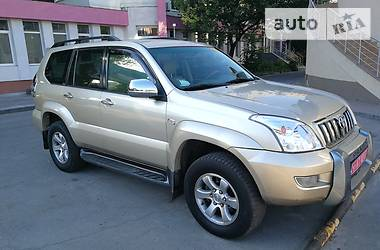 Toyota Land Cruiser Prado 2006 в Кривом Роге