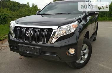 Toyota Land Cruiser Prado 2014 в Виннице