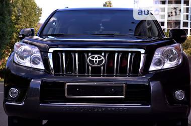 Toyota Land Cruiser Prado 2011 в Одессе