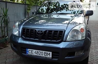 Toyota Land Cruiser Prado 2007 в Черновцах