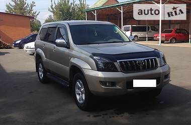 Toyota Land Cruiser Prado 2006 в Нежине