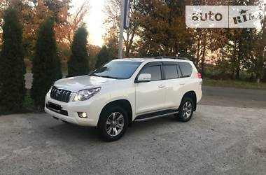 Toyota Land Cruiser Prado 2013 в Виннице