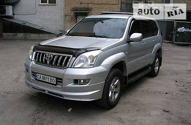 Toyota Land Cruiser Prado 2005 в Черкассах