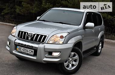 Toyota Land Cruiser Prado 2006 в Днепре
