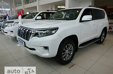 Toyota Land Cruiser Prado 2018 в Одессе