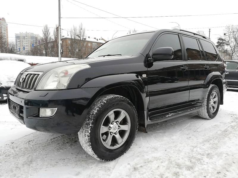 Toyota Land Cruiser Prado 2008 року в Києві