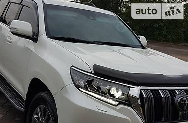 Toyota Land Cruiser Prado 2018 в Апостолово