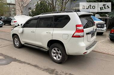 Toyota Land Cruiser Prado 2017 в Одессе