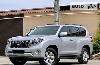 Toyota Land Cruiser Prado 2017 в Одесі