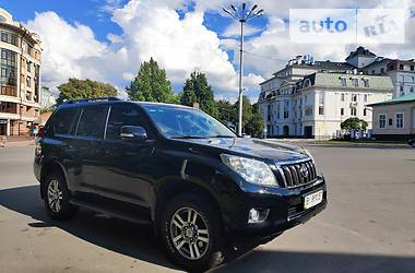 Toyota Land Cruiser Prado 2013 в Полтаве