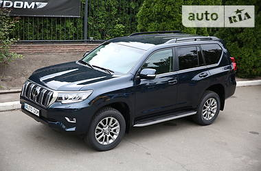 Toyota Land Cruiser Prado 2019 в Киеве