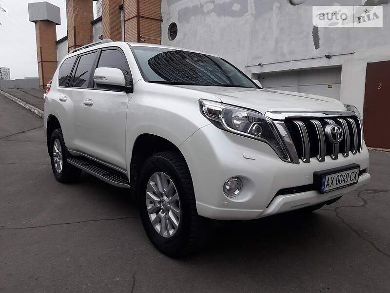 Toyota Land Cruiser Prado 2016 в Харькове