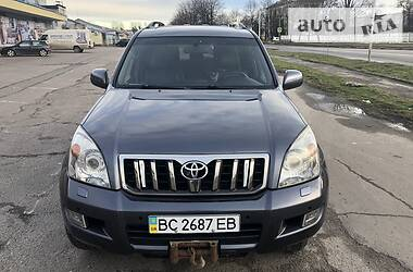 Toyota Land Cruiser Prado 2008 в Львове
