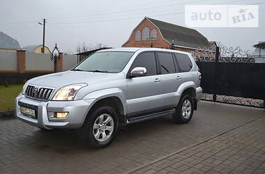 Toyota Land Cruiser Prado 2006 в Черкассах