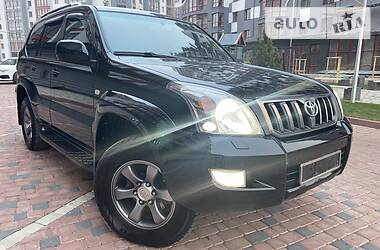 Toyota Land Cruiser Prado 2009 в Ивано-Франковске