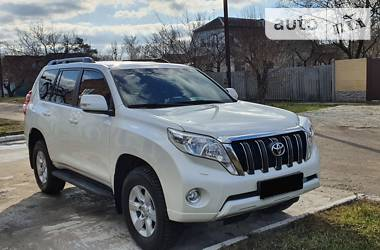 Toyota Land Cruiser Prado 2014 в Харкові
