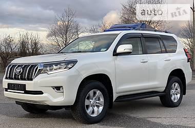 Toyota Land Cruiser Prado 2018 в Виннице