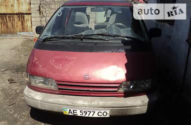 Toyota Previa 1992 в Каменском