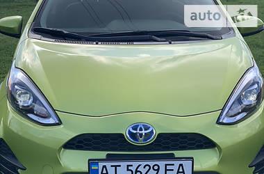 Toyota Prius C 2018 в Ивано-Франковске
