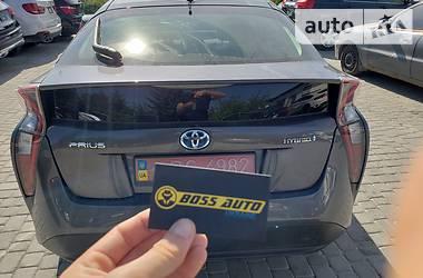 Toyota Prius 2017 в Львове