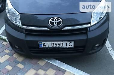 Легковой фургон (до 1,5 т) Toyota Proace 2014 в Киеве