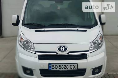 Другое Toyota Proace 2016 в Ровно