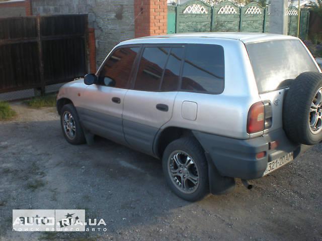 Toyota Rav 4 1997 в Донецке