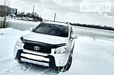 Toyota Rav 4 4x4 Executive  2007