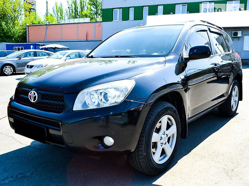 Toyota Rav 4 2005 в Києві
