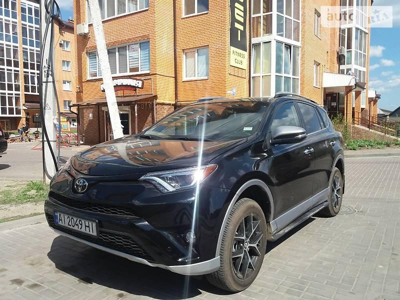 Toyota Rav 4 2017 в Киеве