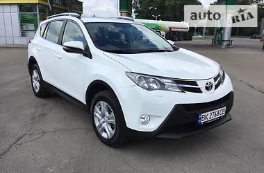 Toyota Rav 4 2015 в Ровно