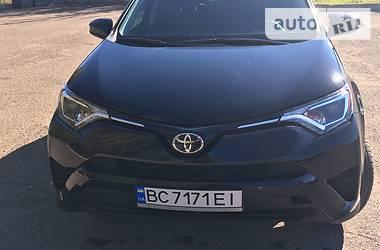 Toyota Rav 4 2017 в Старом Самборе