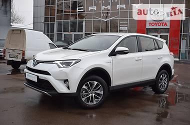 Toyota Rav 4 Drive Hybrid