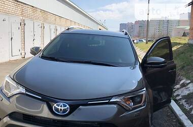 Toyota RAV4 2018 в Полтаве
