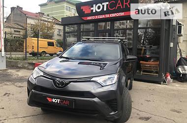 Toyota RAV4 2018 в Львове