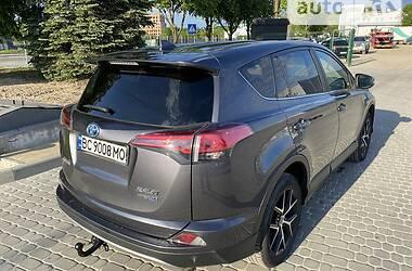 Внедорожник / Кроссовер Toyota RAV4 2017 в Львове