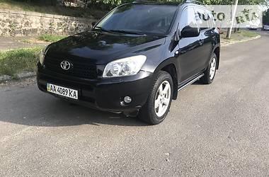Внедорожник / Кроссовер Toyota RAV4 2007 в Киеве