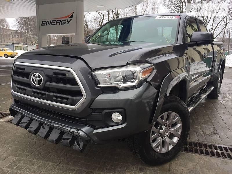 Toyota Tacoma 2016 в Днепре