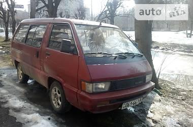 Toyota Town Ace 1986 в Черновцах