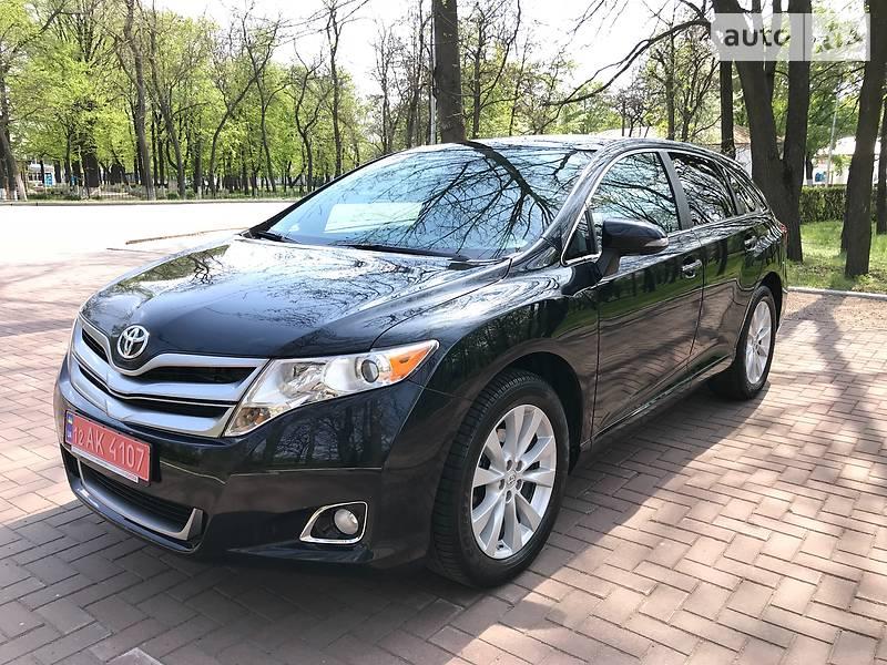 Toyota Venza 2.7 VVT-i