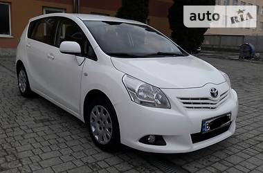 Toyota Verso 2012 в Тернополе