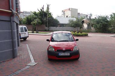 Toyota Yaris 2000 в Ивано-Франковске