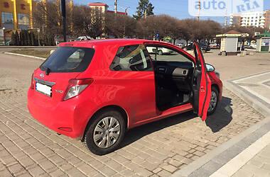 Хетчбек Toyota Yaris 2013 в Рогатині