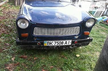 Trabant P 601 1982 в Черновцах