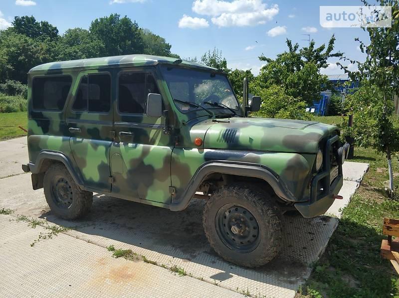 Позашляховик / Кросовер УАЗ 31514 2003 в Харкові