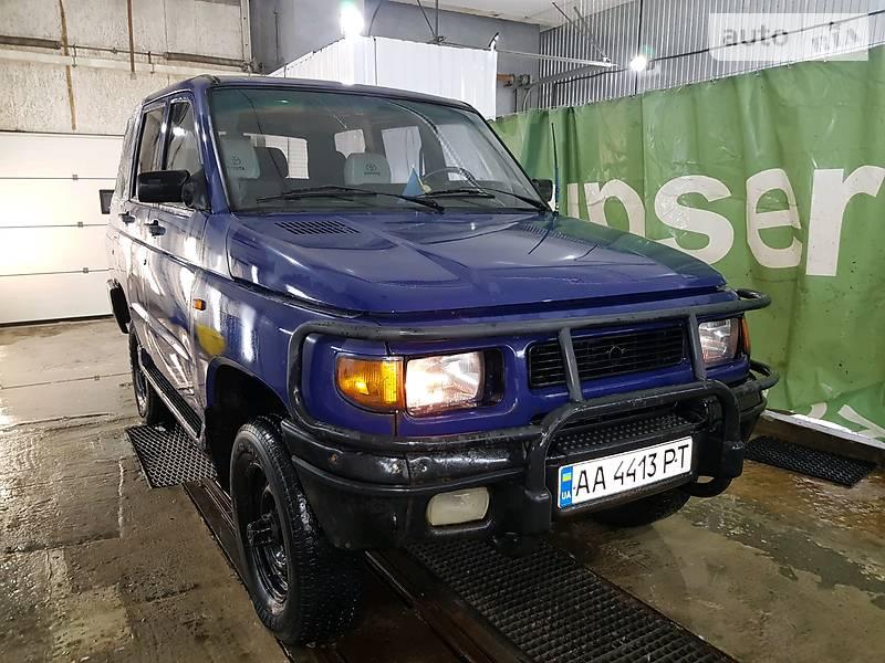 UAZ (УАЗ) 3160/3162 2000 года в Киеве
